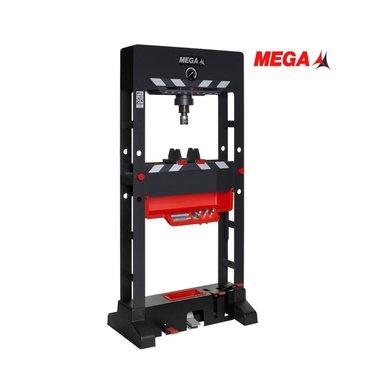 El taller hidraulico presiona 30 Ton