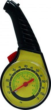 Manómetro de la llanta