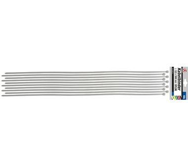 10 piezas Cable Tie Set 8,0 x 1000 mm