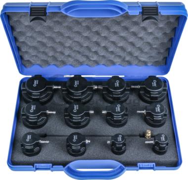 Detector de fugas para sistemas de turbocompresor en motores de combustion