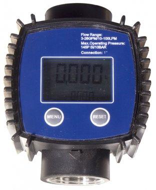 Medidor líquido adluz 100l / min