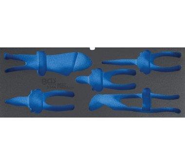 Bandeja de herramientas de espuma para el art. 3312, vac o: para alicates