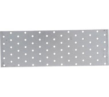 Placa de acero con agujeros | 300 x 100 mm