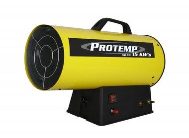 Calentador de gas propano 116 m³