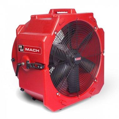 Ventilador móvil 2 velocidades