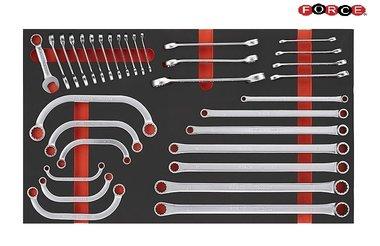 Conjunto de combinacion de teclas de espuma 32 piezas