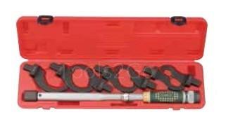 Juego de llaves dinamometricas de 40 ~ 210 Nm