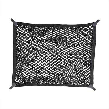 Equipaje de red elástica de 80x60cm doble con ganchos de plástico NS-2