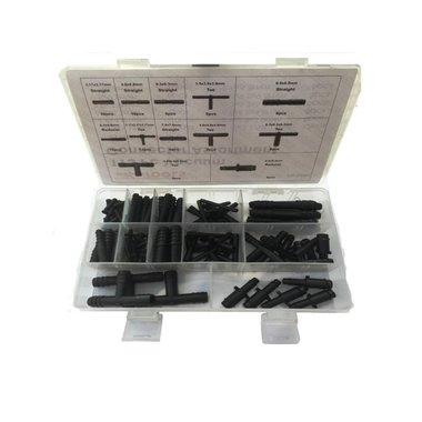 Surtido de conectores de manguera 113 piezas