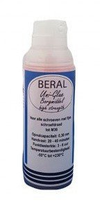 Beral Uni-Glue Locking agent rojo de alta resistencia 50ml