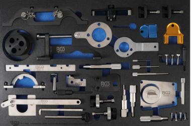 Tool Tray 3/3: Juego de herramientas de sincronización del motor para Fiat, Alfa, Lancia, Opel, Suzuki, Ford