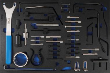 Tool Tray 3/3: Juego de herramientas de sincronización del motor para Fiat, Ford, Citroen, Peugeot