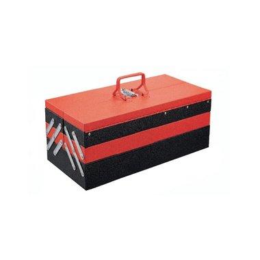 Caja de herramientas de 5 niveles con herramientas de 152 piezas (EVA)