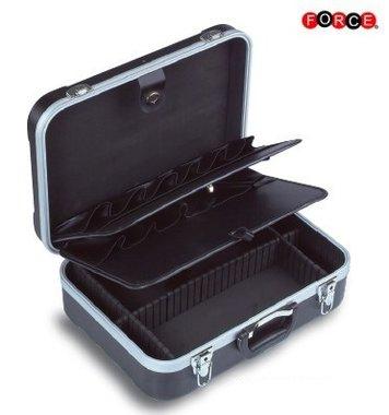 Maleta de herramientas negra (enrollable)