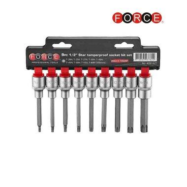 1/2 juego de casquillos Resistorx de 9 piezas