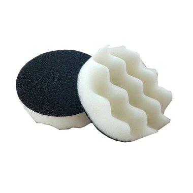 Almohadilla de limpieza blanca 75 mm TBV