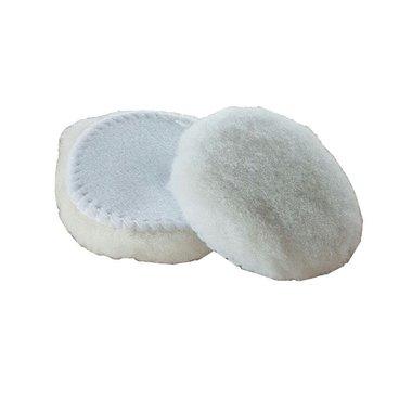 Almohadilla de limpieza de lana de 75 mm