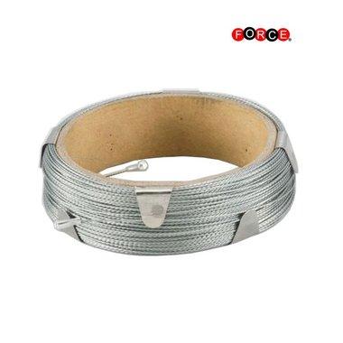 Cables de corte de parabrisas - trenzados