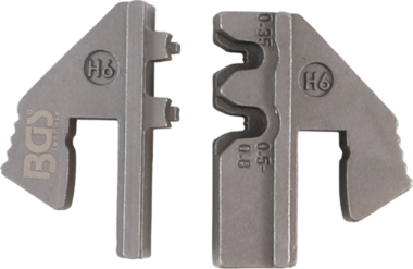 Mordazas parar conectores impermeables (H6) | para BGS 1410, 1411, 1412