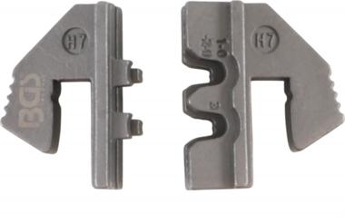 Mordazas parar conectores impermeables (H7) | para BGS 1410, 1411, 1412