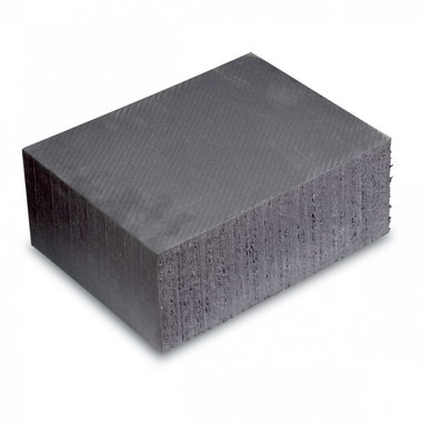 Bloque de goma universal 160x120x75mm