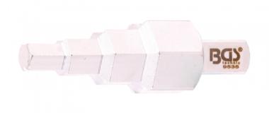 Llave escalonada entrada 12,5 mm (1/2) 4 escalones