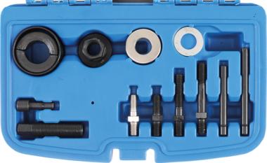 Juego de extractor y conjunto de polea de correa para GM, Ford 13 piezas