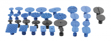 Almohadillas de reparacion de abolladuras para BGS 865, 33 piezas