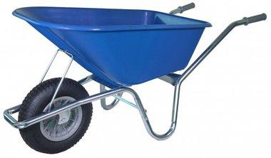 Marco galvanizado carretilla de jardín 100 litros