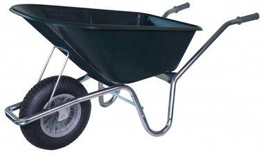 Marco galvanizado para carretilla de jardín de 100 litros