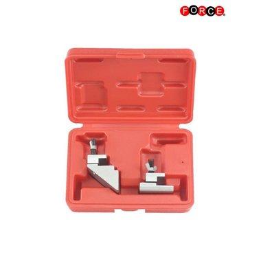 Kit de herramientas de cinturon para correas acanaladas elasticas