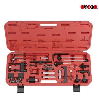 Conjunto de herramientas de sincronizacion del motor - VW, Audi, Seat y Skoda