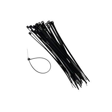 Bridas de cable 3,6x150mm x 100 piezas