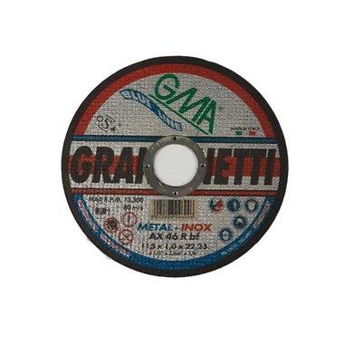 Disco de corte 100 x 1.0 x 16 mm