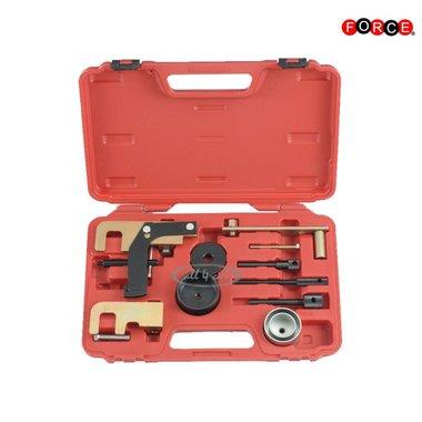 Conjunto de herramientas de bloqueo del motor diesel para OPEL / Renault / Nissan