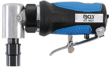 Amoladora neumatica angular extra corta angulo 90° 126 mm