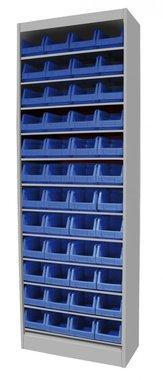 Armario para hornear sin puerta 650x285x1920
