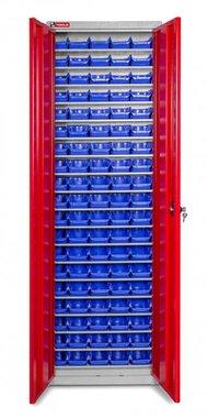 Armario para hornear con puertas bandejas 95 x BOT20