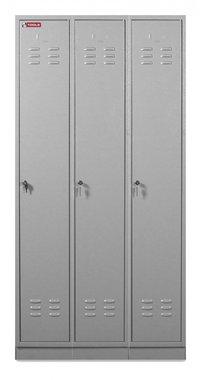 Armario metalico 3 puertas