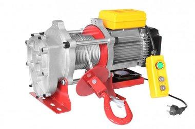 Torno eléctrico 230v 500 kg