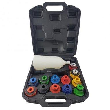 Conjunto de adaptador de llenado de aceite 15 piezas