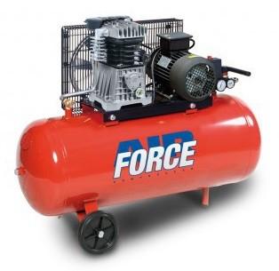 Compresor movil de 100 litros