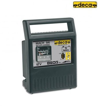 Cargador de bateria deca 15-60 ah