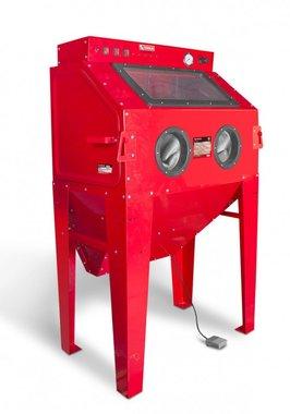 Cabina de chorro de arena 350 litros.