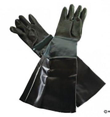 Par de guantes de chorro de arena CAT990 - CAT1200