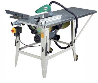 Sierra de mesa para madera diámetro 315 mm.