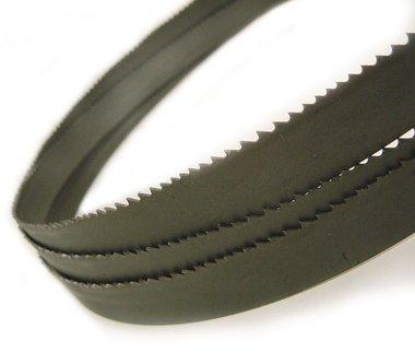 Hojas de sierra de cinta hss - 13x0.65,1470mm - dientes fijos, dientes -14