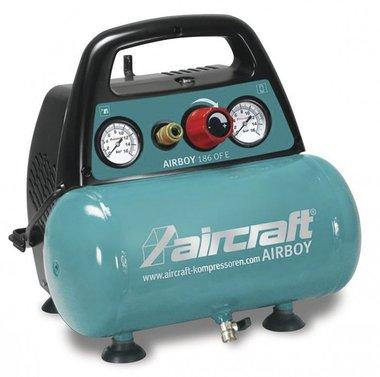 Compresor sin aceite 8 bar - 6 litros
