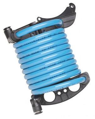 Manguera de aire en espiral para polea de equilibrado 8x10mm, 1m