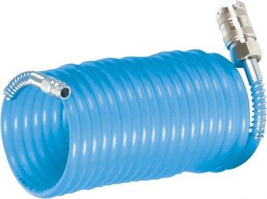 Manguera de aire espiral estándar de 7,5 metros - 8 bar